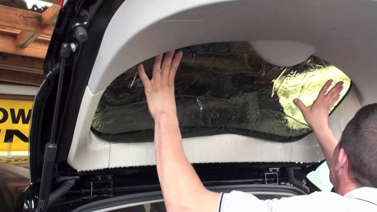 Reasons to get your car windows tinted