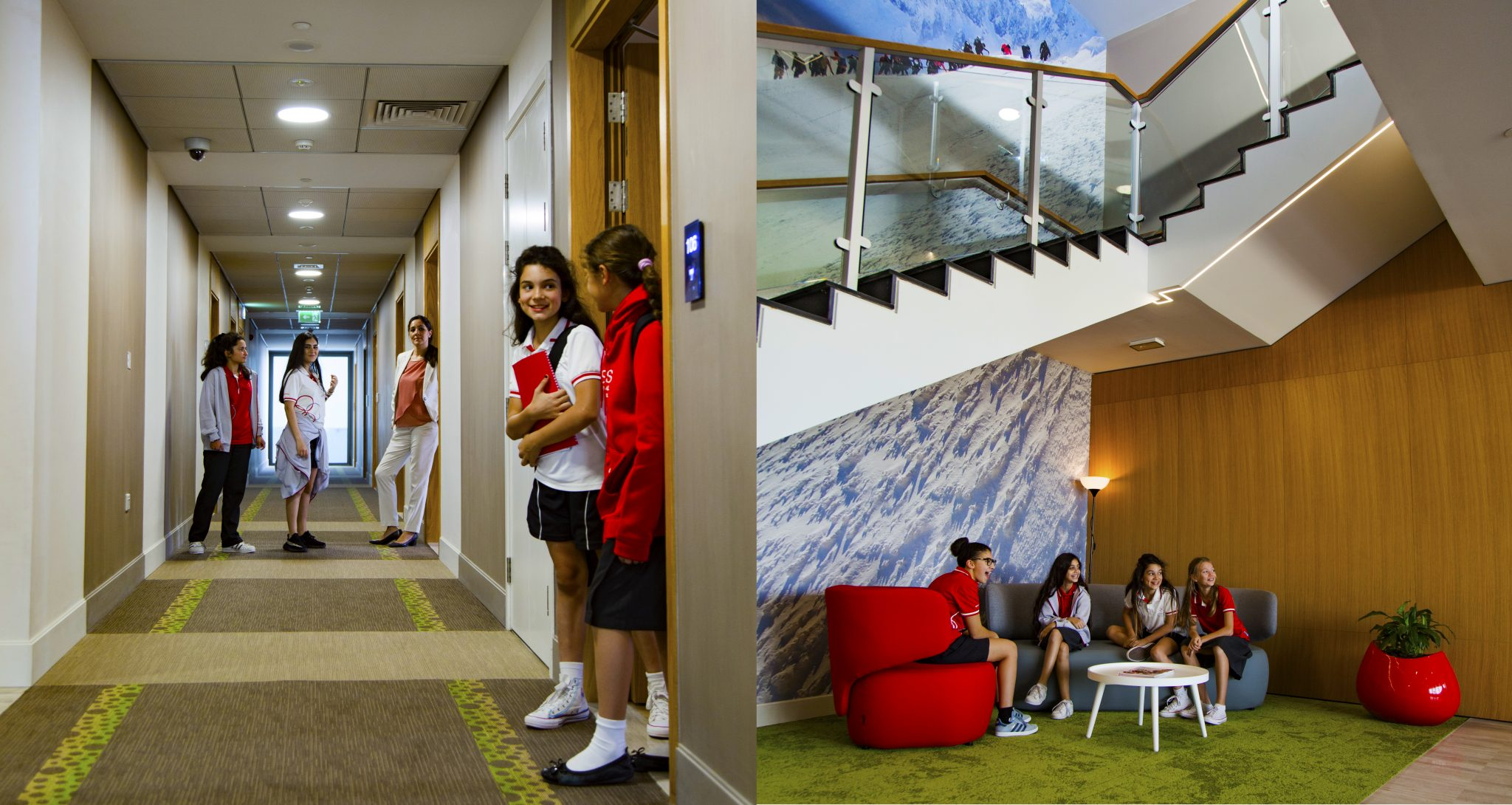 The advantages of American boarding schools