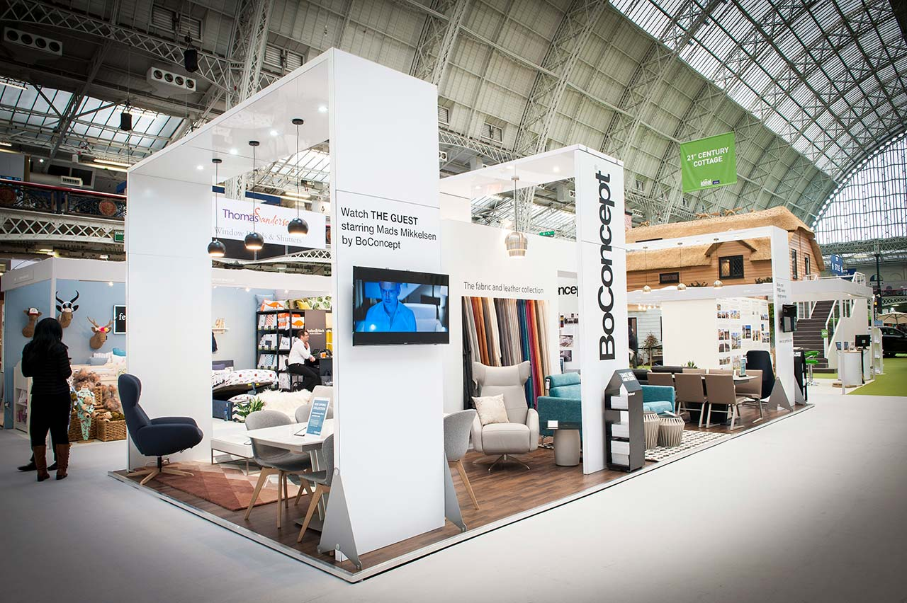 A guide to exhibition stands