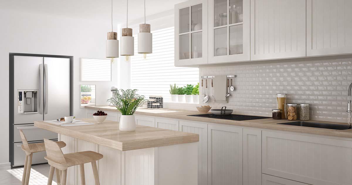 Mistakes to avoid in kitchen interior design