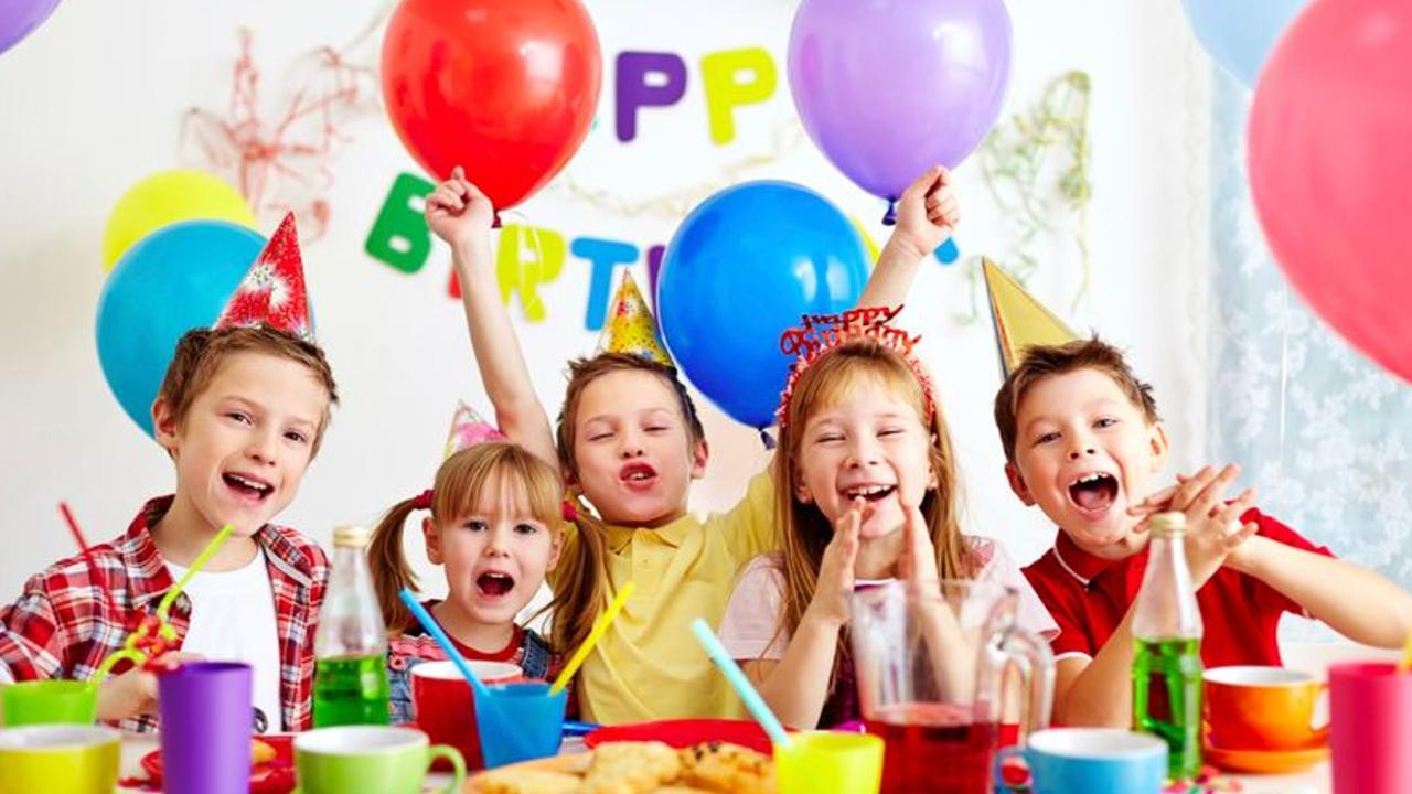 A few tips to help you arrange a child's birthday party