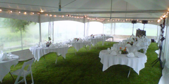 Outdoor Heater Rental Tips for Weddings and Events
